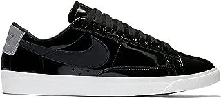Nike Womens Blazer Loe SE PRM Low Top Lace Up Fashion Sneakers, Black, Size 7.0