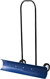 Best snowcaster 36 wheeled push plow Reviews
