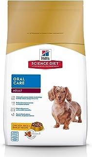 Hill's Science Diet Adult Oral Care Dog Food, Chicken Rice & Barley Recipe Dry Dog Food for Dental Health, 28.5 lb Bag