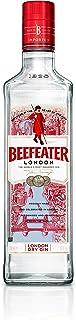 Beefeater London Dry Gin – Edler und hochwertiger Premium-Wacholderschnaps, nach London Dry Gin-Art hergestellt – 1 x 0,7 L – 40% Vol.