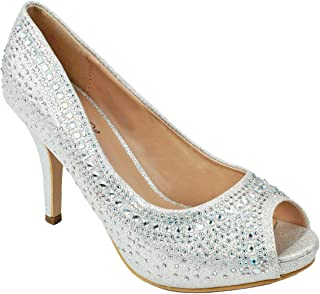 242decde616 Amazon.com: JJF Shoes - Pumps / Shoes: Clothing, Shoes & Jewelry