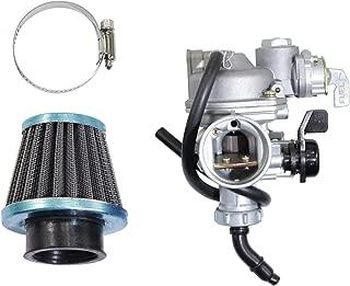 Motorcycle carburetor Carb for Honda ATV 3-Wheeler ATC 110 ATC110 1979-1985 with Air Filter