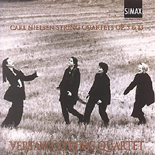 Carl Nielsen: String Quartets Op. 5 & 13