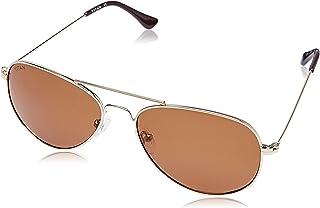 7cebdce0ea48 Titan Polarized Aviator Women's Sunglasses - (G151SCFSMA|58|Brown Color)