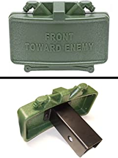 Ultimate Arms Gear Limited Edition Weatherproof Injection Molded Polymer Claymore Trailer..
