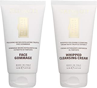 SKIN&CO Roma Truffle Whipped Cleansing Cream + Truffle Face Gommage Duo