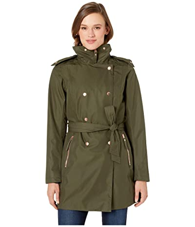Helly Hansen Welsey II Trench (Forest Night) Women
