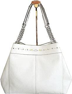 Coach Lexy Pebble Leather Shoulder Bag