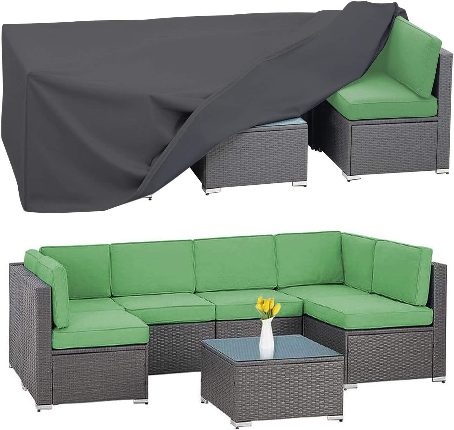 AKEfit Patio Furniture Set Cover Outdoor Seattle Mall Duty Heavy S Waterproof Special price