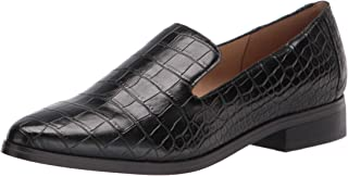 حذاء نسائي بدون كعب wnZolee3 من Nine West، أسود، 6