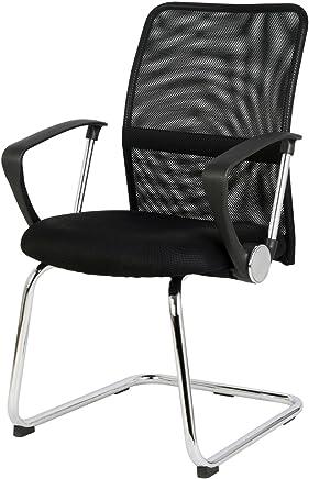 Amazon.es: sillas de oficina sin ruedas: Hogar y cocina
