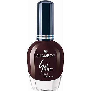 Chambor Gel Effect Nail Lacquer, Brown No.352, 10 ml