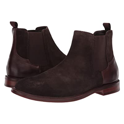 Steve Madden Carve (Brown Suede) Men