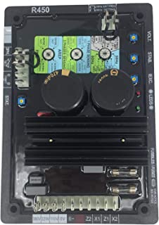 DXX-HR Regulador de Voltaje AVR R450 automática Avr generador sin escobillas 3 Fase estabilizador de Potencia del alternador