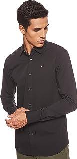 Tommy Hilfiger Original Stretch Camicia Casual Uomo