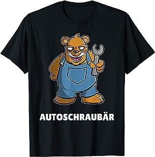 Autoschraubär KFZ Mechaniker Autotuner Autobastler Werkstatt T-Shirt