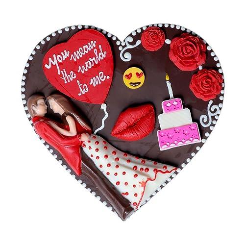 Ediblegiftideas I Love You Chocolate (170 / 150 mm 250 g)