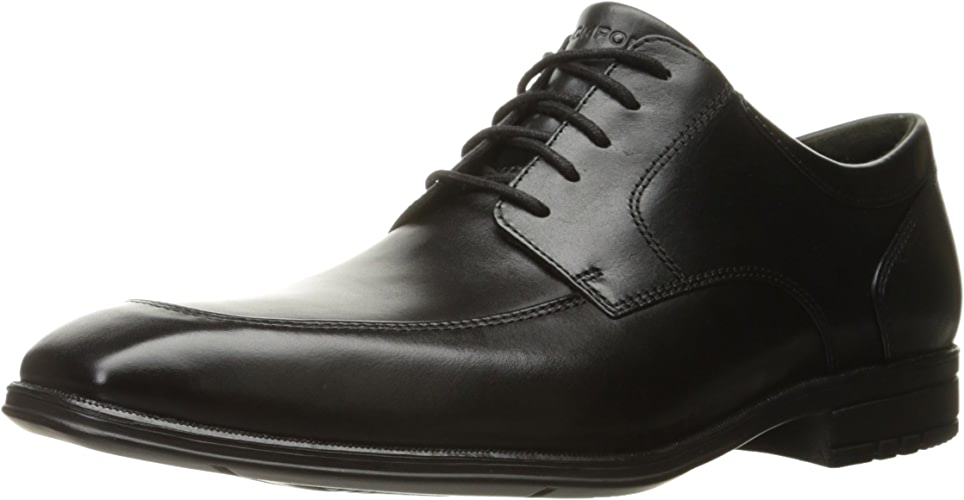 Rockport Men's Fairwood Maccullum noir 2 10.5 W (EE)