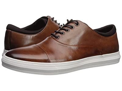 Kenneth Cole Reaction Reem Lace-Up D (Cognac) Men