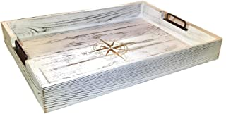 Best wood tray with iron handles Reviews