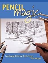 pencil magic landscape drawing techniques