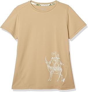 [フェニックス] Tシャツ Mountain Animals S/S レディース