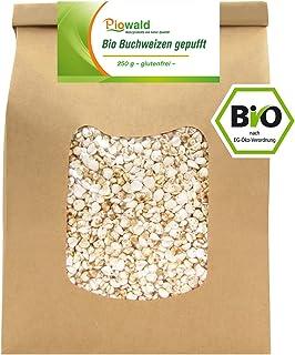 BIO Buchweizen gepufft - 250g, glutenfrei