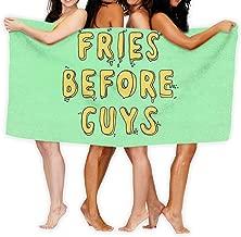 DWN Bath Towels Fries Before Guys 32