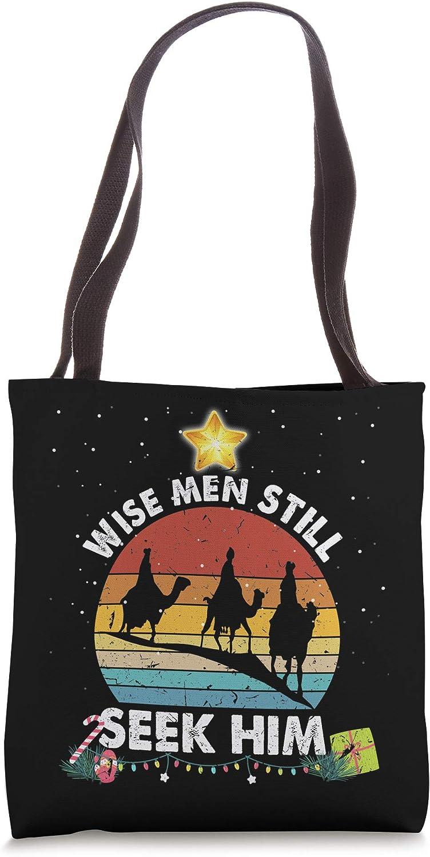 Ph Wise Men Still Seek Him Apparel Christian Christmas Tote Bag