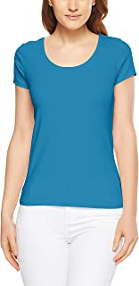 French Connection Women's Hayley Stretch Scoop Neck