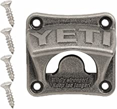 YETI Wall or Cooler Mounted Bottle Opener
