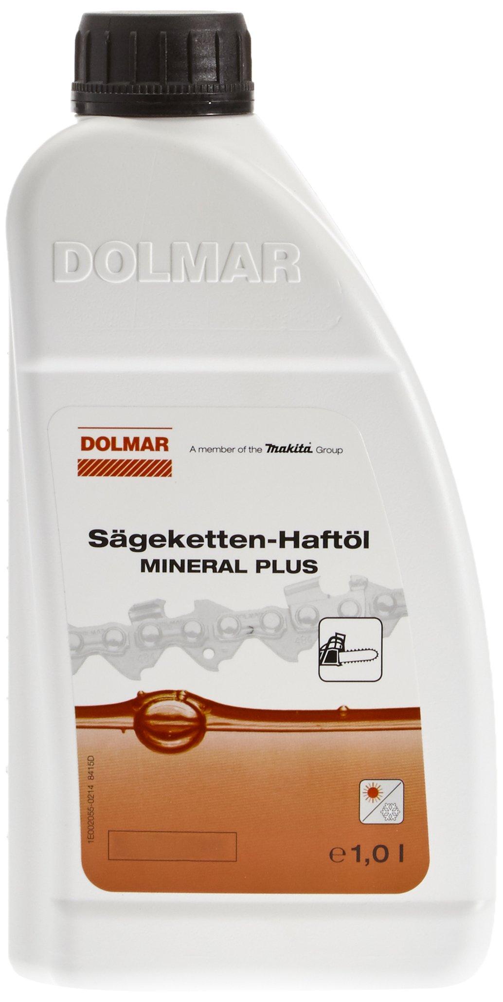 Dolmar 988002256 - Aceite De Cadena motosierra, 1 Litro: Amazon.es ...