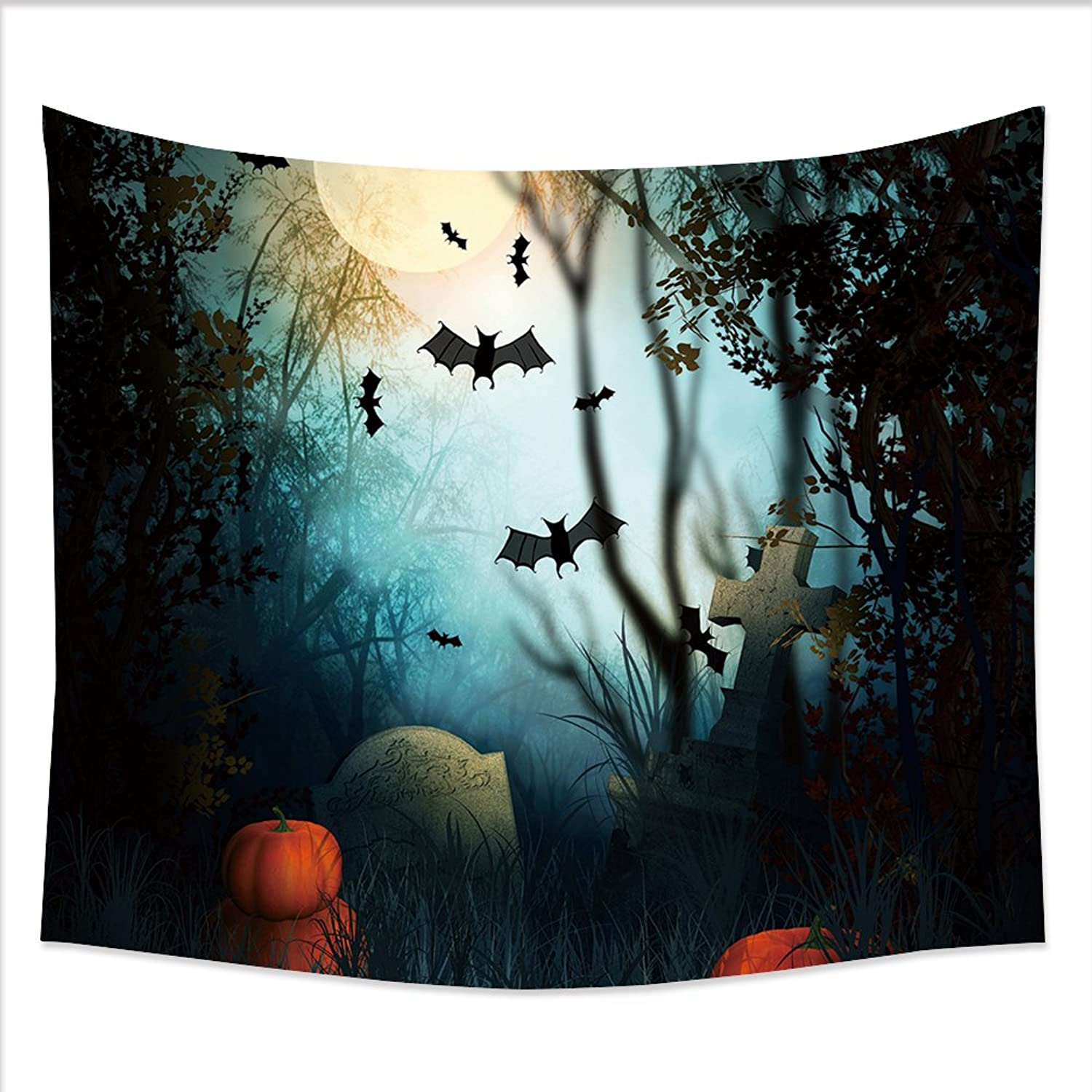 efdbef4984d7 UHOO Fleece Throw Blanket 159675710 Halloween Backdrop for Woollen ...