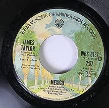 James Taylor 45 RPM Mexico / Gorilla