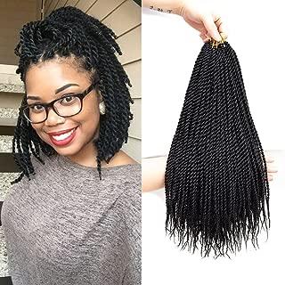 Best pre loop human hair crochet braids Reviews