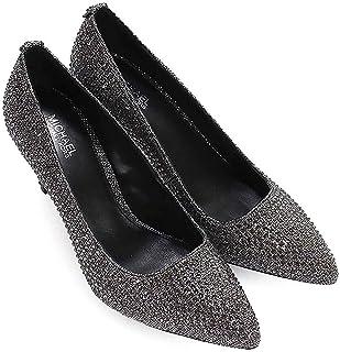 Dorothy Flex Pumps Black/Silver