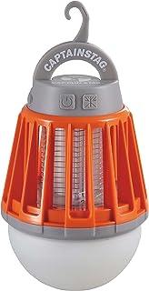 キャプテンスタッグ(CAPTAIN STAG) ランタン ライト LED バグランタン USB充電式 誘虫ライト付き 3段階調整 【明るさ180ルーメン/連続点灯約1.5時間(High+誘虫ライト)/連続点灯約6.5時間(Low+誘虫ライト)】...
