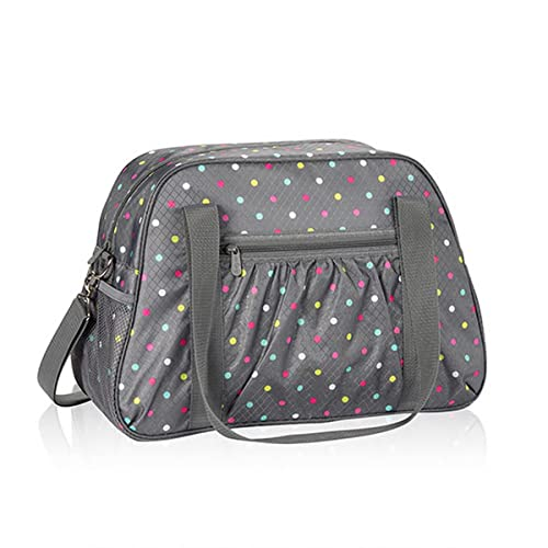 Thirty One All-In Tote in Confetti Dot - No Monogram - 6212 eb9d93d9fc9fc