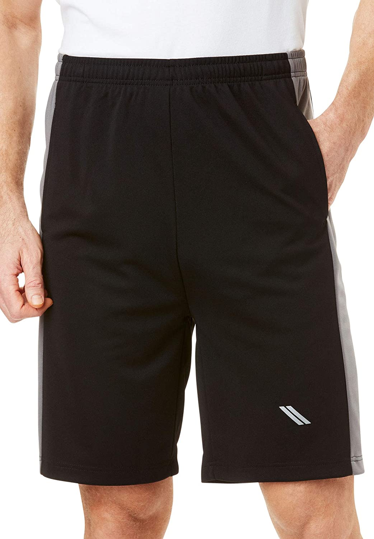 KingSize KS Sport Men's Big & Tall Power Wicking Shorts by KS Sport