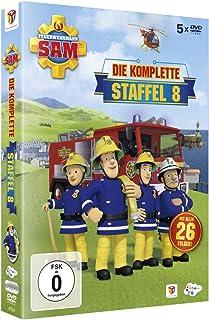 Feuerwehrmann Sam - Die komplette Staffel 8 5 DVDs