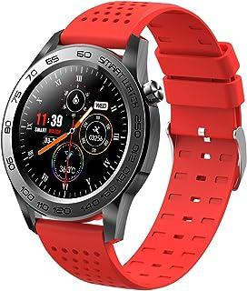 """Relojes inteligentes para hombres y mujeres, reloj inteligente con pantalla táctil completa de 1.54 """"para teléfonos Androi..."""
