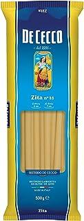 10x Pasta De Cecco 100% Italienisch Zita n. 18 Nudeln 500g