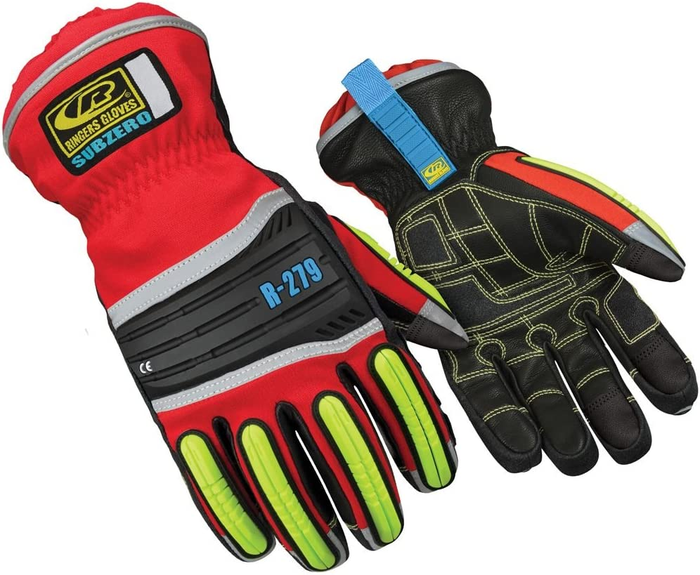 Ringers R-279 Subzero Insulated Work G Weather Max 62% OFF Gloves Cold Snow Max 46% OFF