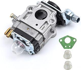 Fait Adolph Filtro de Aire 15mm carburador Kit for Desbrozadora 43cc 49cc 52cc Strimmer Cortador de la Motosierra de Carb para Accesorios de cortacésped (Size : 1PCS)
