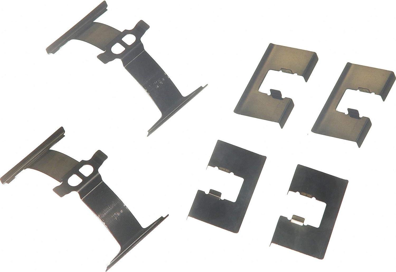 Wagner Trust H15698 Rear Disc Brake Hardware Kit Super intense SALE