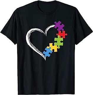 Best autism puzzle shirt Reviews