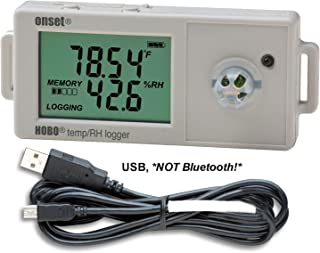 rh and temp data logger software