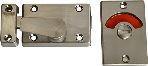 Yale P-127-SC Indicator Bout, Satijn Chrome Afwerking, Standaard Veiligheid, Visi Packed, geschikt voor houten deuren