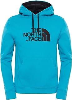بلوفر بقلنسوة للرجال مطبوع عليه The NORTH Face موسمي درو بيك