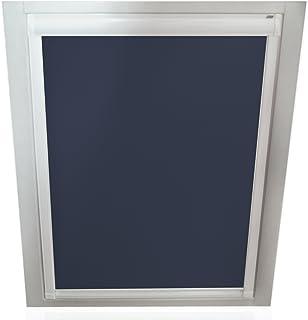 Fenstergröße 6/9 in der Stofffarbe 3-V58/Matrix-weiß Roto Original Verdunkelungsrollo ZRVM für 435 WDF KAW KEW Rollo Rollos